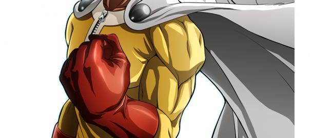 Anime One Punch Man Paling Populer