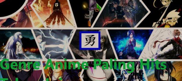 Genre Anime Paling Hits Tahun Ini