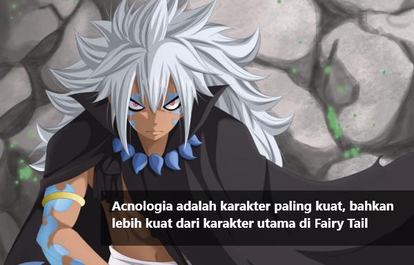 Karakter Terkuat Dalam Fairy Tail